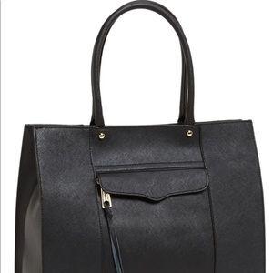 Rebecca Minkoff Black Tote Bag